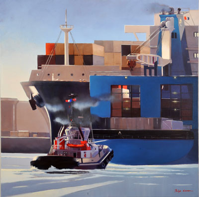 Trafic-portuaire