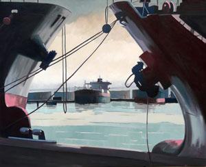 Lumiere portuaire N°6